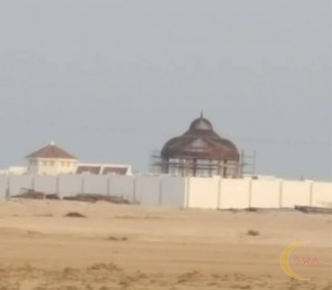 SpanishQatar - Beach Palace in al Khor