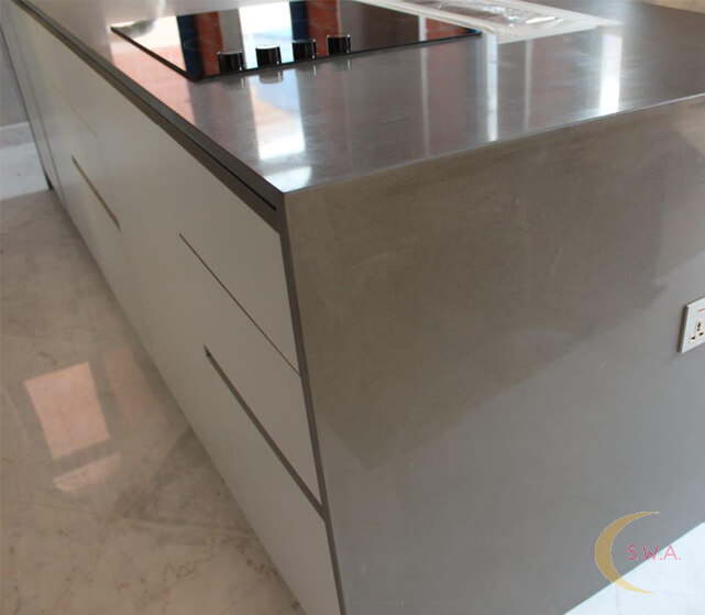 Private Villa (Silestone Countertop) - SpanishQatar